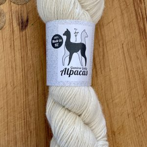 100% NZ alpaca yarn natural colours