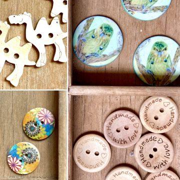 Buttons Bit & Bobs
