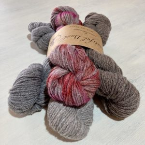 100% NZ Merino 8ply