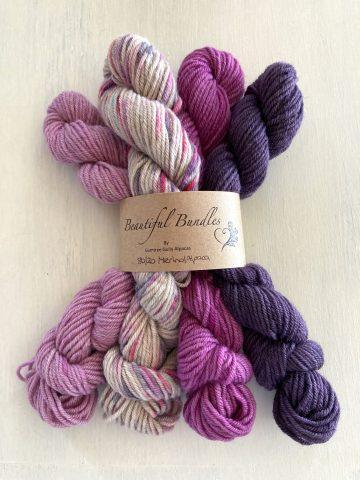 Baby Bundle purple